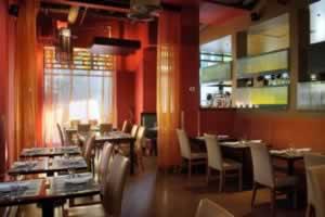 Junoon restaurant interior