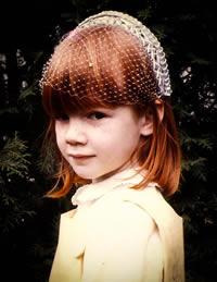 Me in my Easter bonnet