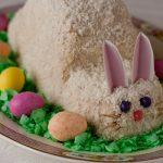 Gluten-Free Easter Bunny Cake