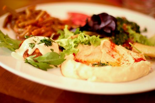 Lebanese food in Paris