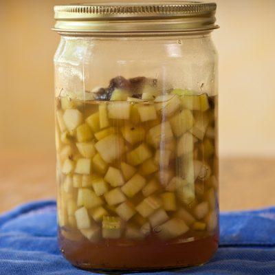 how to make Pickle Relish glutenfree sugarfree