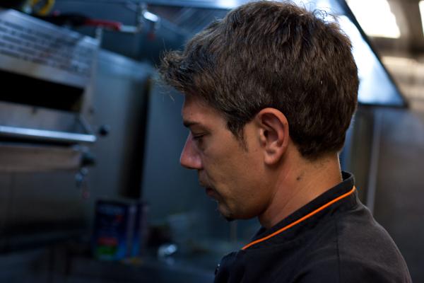 Mario Cassineri Cooking BICE ristorante