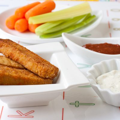 Crispy Tofu Sticks