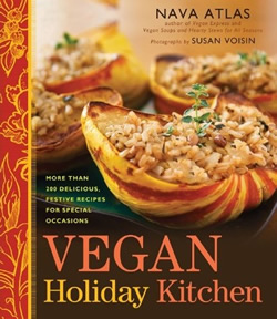 Vegan Holiday Kitchen cookbook
