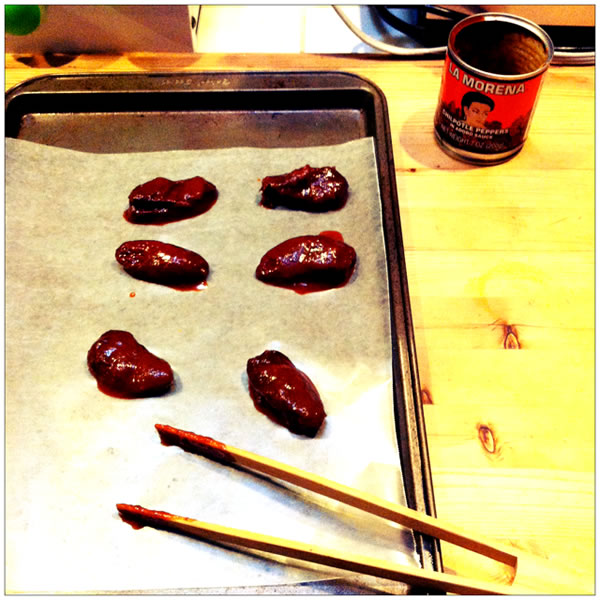Freezing Chipotle Peppers