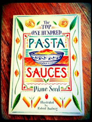 Cookbook Review: Top 100 Pasta Sauces