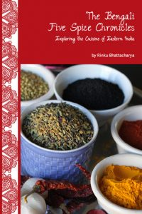 Bengali Five Spice Chronicles giveway