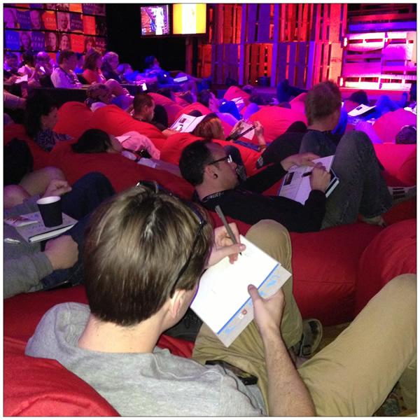 TEDActive Theater
