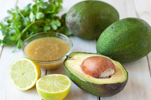 Guacamole ingredients | Recipe Renovator
