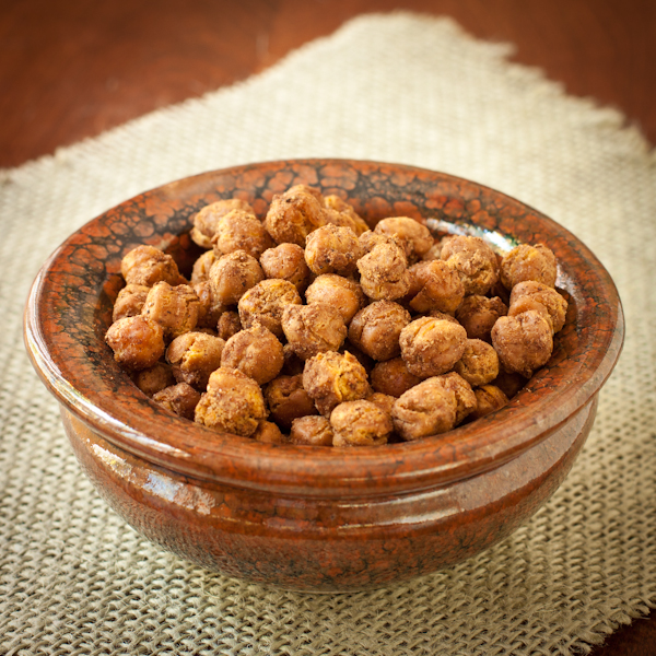 Roasted Chickpea Snack from Recipe Renovator