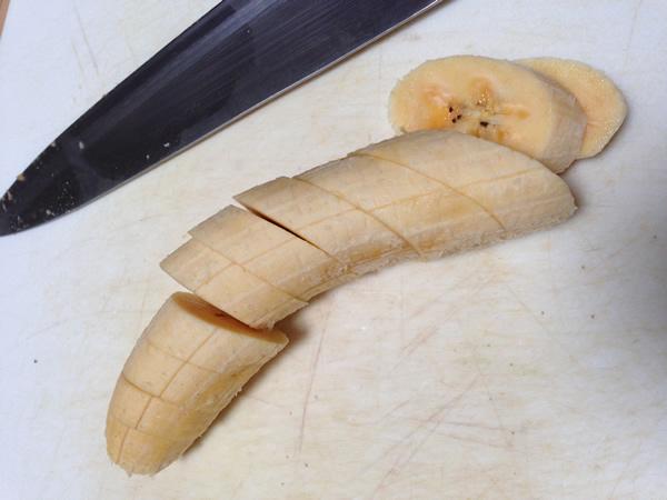 Slice plantains   Recipe Renovator
