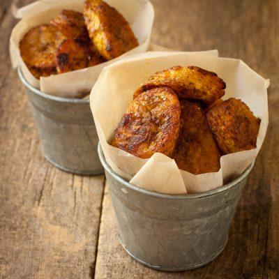 Crispy Plantain Chips | Recipe Renovator