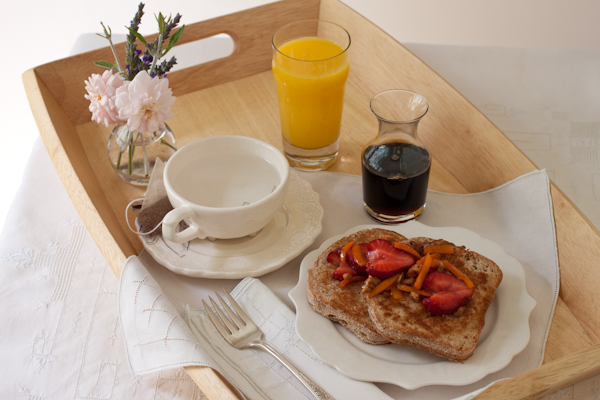 French Toast without eggs | Recipe Renovator