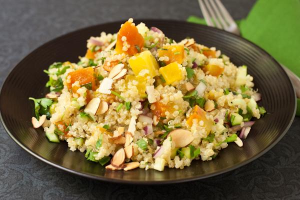Melissas Beet Quinoa Tabouleh salad   cookbook review by Recipe Renovator