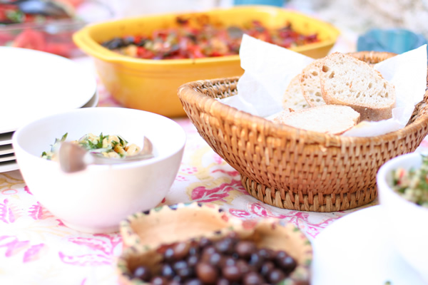 Provencal Lunch | Recipe Renovator