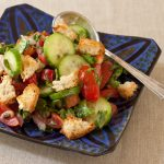 Fattoosh Salad, a Cooking Light Recipe Renovation | Recipe Renovator