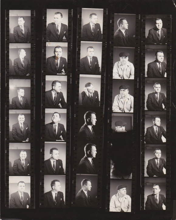 Ken Weaver Contact Sheet | Recipe Renovator