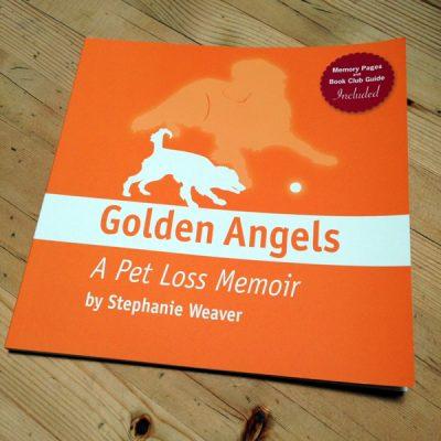 Golden Angels Finished Book