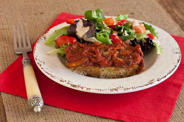 Meatloaf | Paleo, migraine-friendly, low-sodium, gluten-free | Recipe Renovator