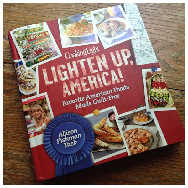 Cookbook review: Lighten Up, America!   Recipe Renovator