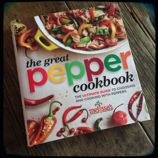 Cookbook review: The Great Pepper Cookbook from Melissa's Produce | Recipe Renovator
