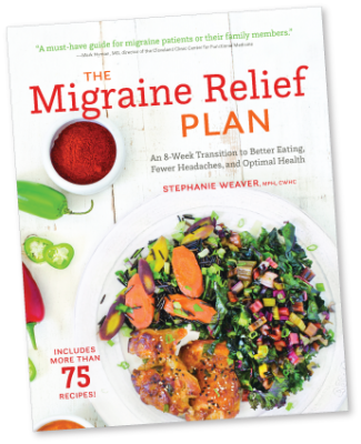 Migraine Relief Plan by Stephanie Weaver
