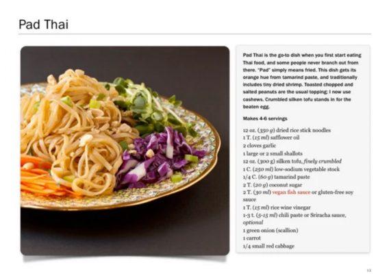 Pad Thai recipe by Stephanie Weaver