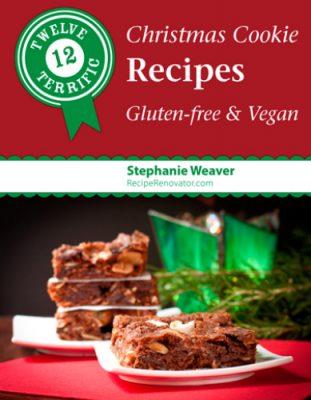 12 Terrific Christmas Cookies by Stephanie Weaver